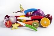 Керамические ножи NEO CERAMIC с цветными рукоятками