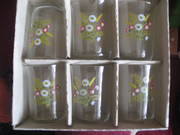 Новый набор стаканчиков