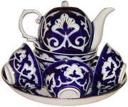 Узбекская Посуда, одежда, сувениры, предметы интерьера